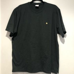 Brooks Brothers 346 black tee shirt